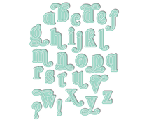 LDRS Creative Sophie Alpha Lowercase Die Set (LDRS8195)