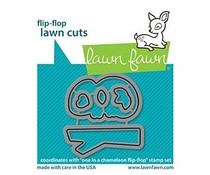 Lawn Fawn One in a Chameleon Flip-Flop Dies (LF2513)