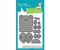 Lawn Fawn Tiny Gift Box Frog Add-On Dies (LF2525)