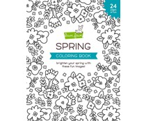 Lawn Fawn Spring Coloring Book (LF2540)