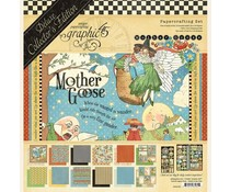 Graphic 45 Mother Goose Deluxe Collector's Edition (4502185)