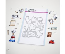 Heffy Doodle You Go, Gull Dies (HFD0278)