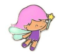 Heffy Doodle Fairy Enamel Pin (HFD0193)