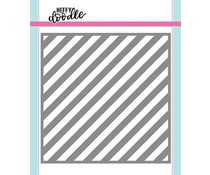 Heffy Doodle Candy Store Stencil (HFD0095)