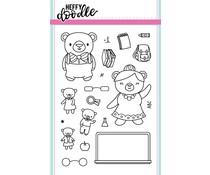 Heffy Doodle Teacher's Pet Clear Stamps (HFD0047)