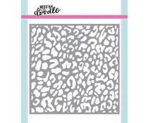 Heffy Doodle Wildside Stencil (HFD0074)