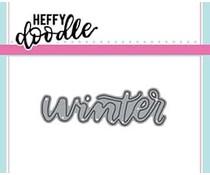 Heffy Doodle Winter Dies (HFD0105)