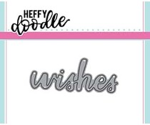 Heffy Doodle Wishes Dies (HFD0106)