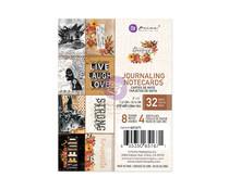 Prima Marketing Diamond 3x4 Inch Journaling Cards (651671)