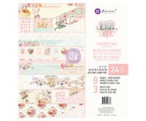 Prima Marketing Magic Love 12x12 Inch Paper Pad (996833)