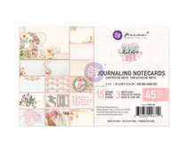 Prima Marketing Magic Love 4x6 Inch Journaling Cards (996710)