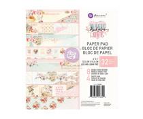 Prima Marketing Magic Love 6x6 Inch Paper Pad (996840)