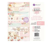 Prima Marketing Magic Love 8x8 Inch Paper Pad (996857)
