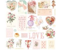 Prima Marketing Magic Love Ephemera 2 (996758)