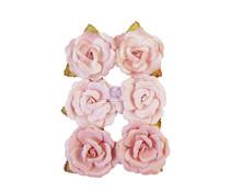 Prima Marketing My Sweet Flowers Stitched (652852)