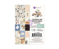 Prima Marketing Nature Lover 3x4 Inch Journaling Cards (648039)