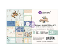 Prima Marketing Nature Lover 4x6 Inch Journaling Cards (648046)