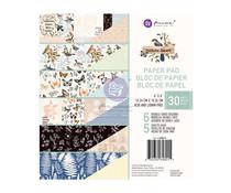 Prima Marketing Nature Lover 6x6 Inch Paper Pad (648015)