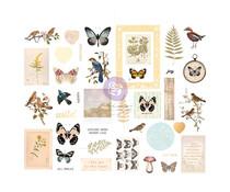 Prima Marketing Nature Lover Chipboard Stickers (648053)