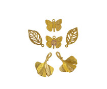Prima Marketing Nature Lover Metal Charms (648107)