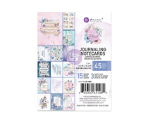 Prima Marketing Watercolor Floral 3x4 Inch Journaling Cards (651480)
