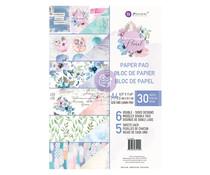 Prima Marketing Watercolor Floral A4 Paper Pad (651442)