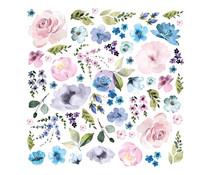Prima Marketing Watercolor Floral Ephemera 2 (651534)