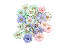 Prima Marketing Watercolor Floral Flowers Tiny Colors (653101)