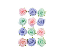 Prima Marketing Watercolor Floral Flowers Watercolor Sweet (653156)