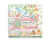 Stamperia Circle of Love 12x12 Inch Maxi Paper Pack (SBBXLB10)