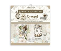 Stamperia Romantic Journal 12x12 Inch Paper Pack (SBBL86)