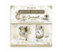 Stamperia Romantic Journal 8x8 Inch Paper Pack (SBBS34)