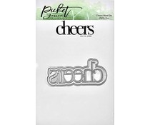 Picket Fence Studios Cheers Word Dies (PFSD-154)