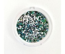 Picket Fence Studios Oceans of Green Gem Mix (GM-103)