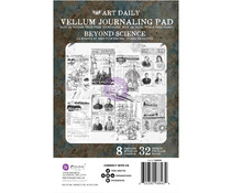 Finnabair Art Daily Beyond Science Vellum Pad (968434)