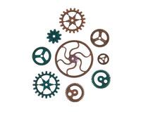 Finnabair Mechanicals Grungy Gears (968519)