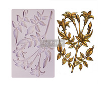 Re-Design with Prima Lily Flowers 5x8 Inch Mould (650483)