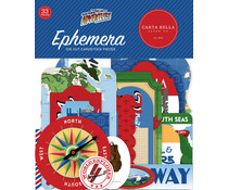 Carta Bella Our Travel Adventure Ephemera (CBOTA131024)