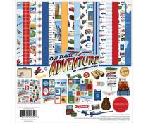 Carta Bella Our Travel Adventure Collection Kit (CBOTA131016)