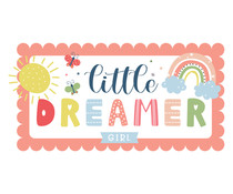 Little Dreamer Girl