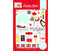 Echo Park A Magical Place Sticker Book (AMP239029)