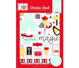 Echo Park A Magical Place Sticker Book (AMP239029)