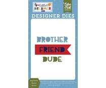 Echo Park Boy Words Banner Designer Dies (LDB238042)