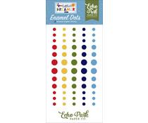 Echo Park Little Dreamer Boy Enamel Dots (LDB238028)