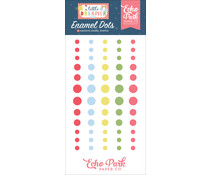 Echo Park Little Dreamer Girl Enamel Dots (LD237028)