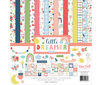 Echo Park Little Dreamer Girl Collection Kit (LD237016)