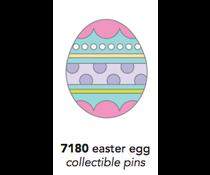 Doodlebug Design Easter Egg Collectible Pins (7180)