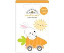 Doodlebug Design Bunny I'm Home Doodle-Pops (7174)