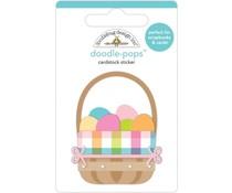 Doodlebug Design Easter Basket Doodle-Pops (7171)