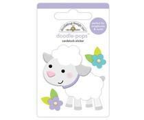 Doodlebug Design Lamby Doodle-Pops (6243)